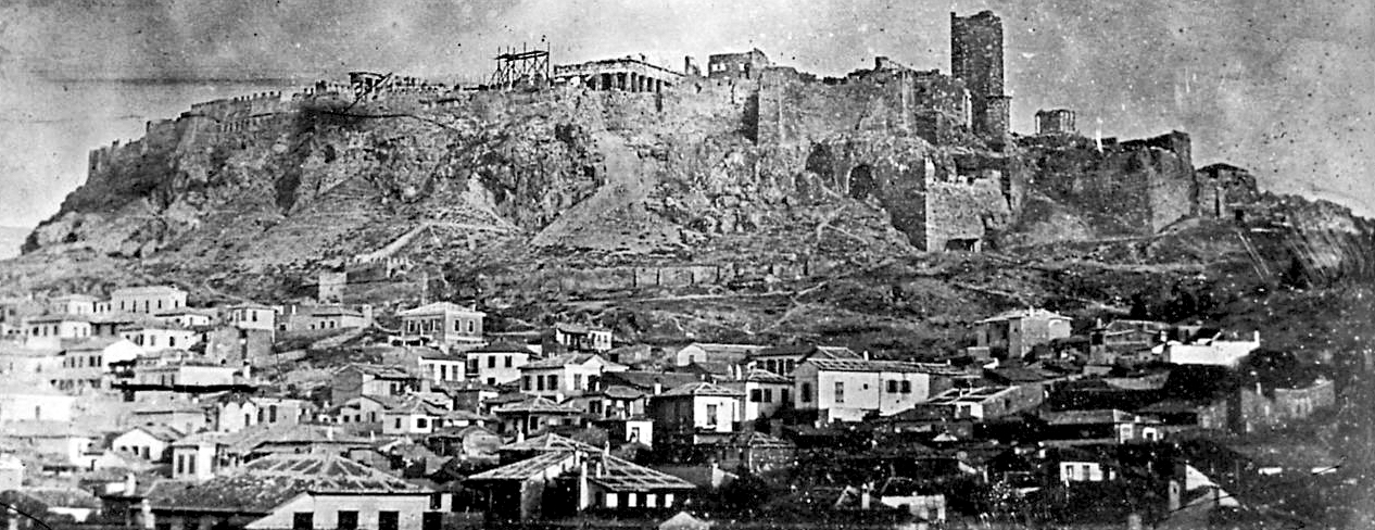 Acropoli and Anafiotika 1842