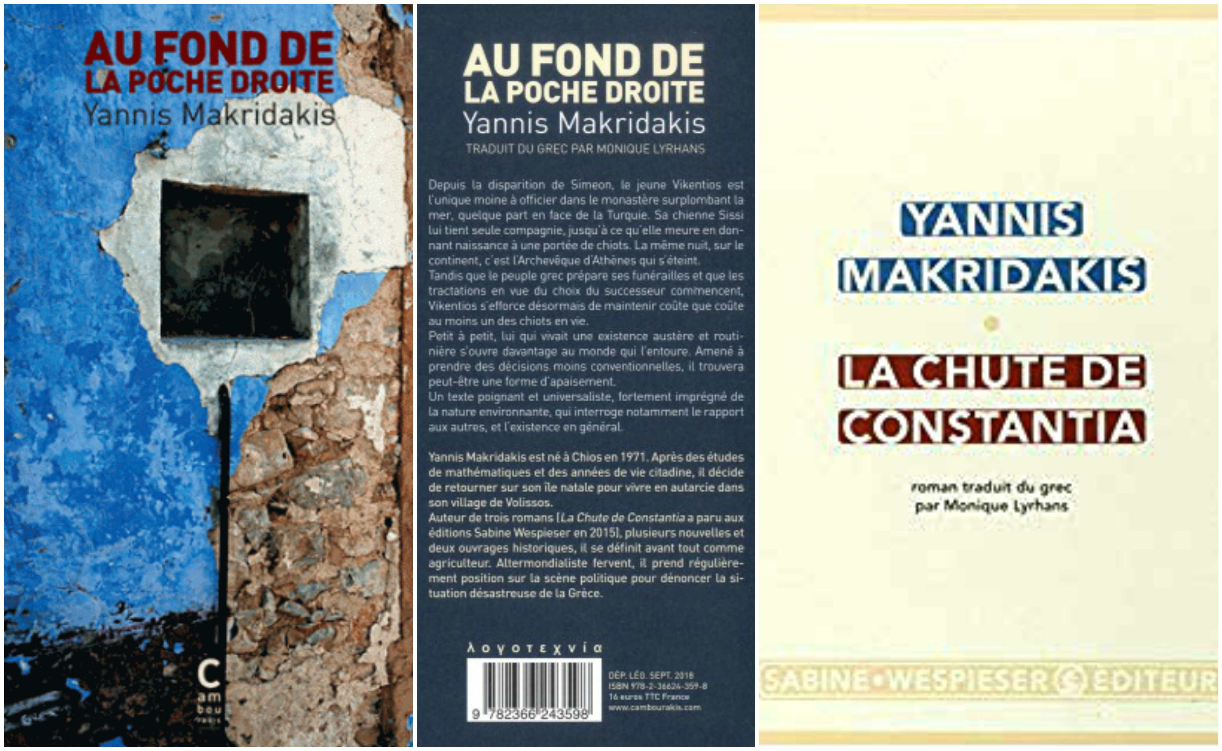 Books francais collage