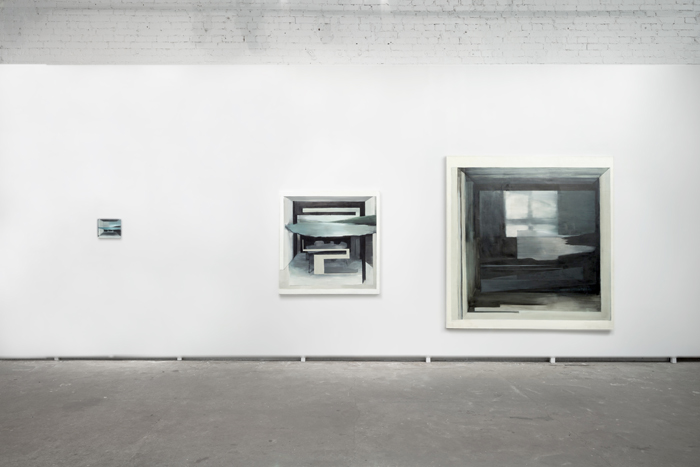 Despina Flessa, installation view from 'Float', Pop/off/art Gallery, Moscow