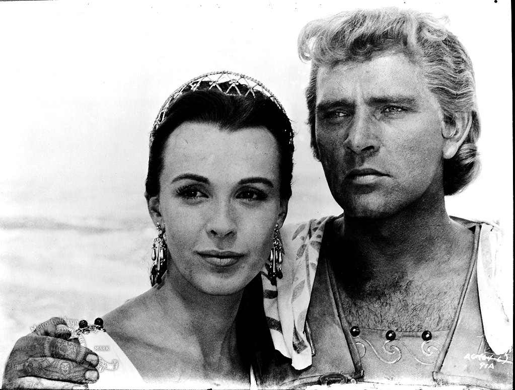 Richard Burton Claire Bloom Alexander the Great1956